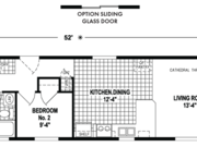 New Mobile Home Model for Sale: Hillsboro by Skyline Homes