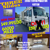 RV for Sale: 2003 PHAETON 40TGH