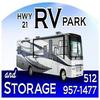 RV Park/Campground for Directory: Hwy 21 RV Park and Storage, Paige, TX