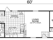 New Mobile Home Model for Sale: Merel by Champion Home Builders