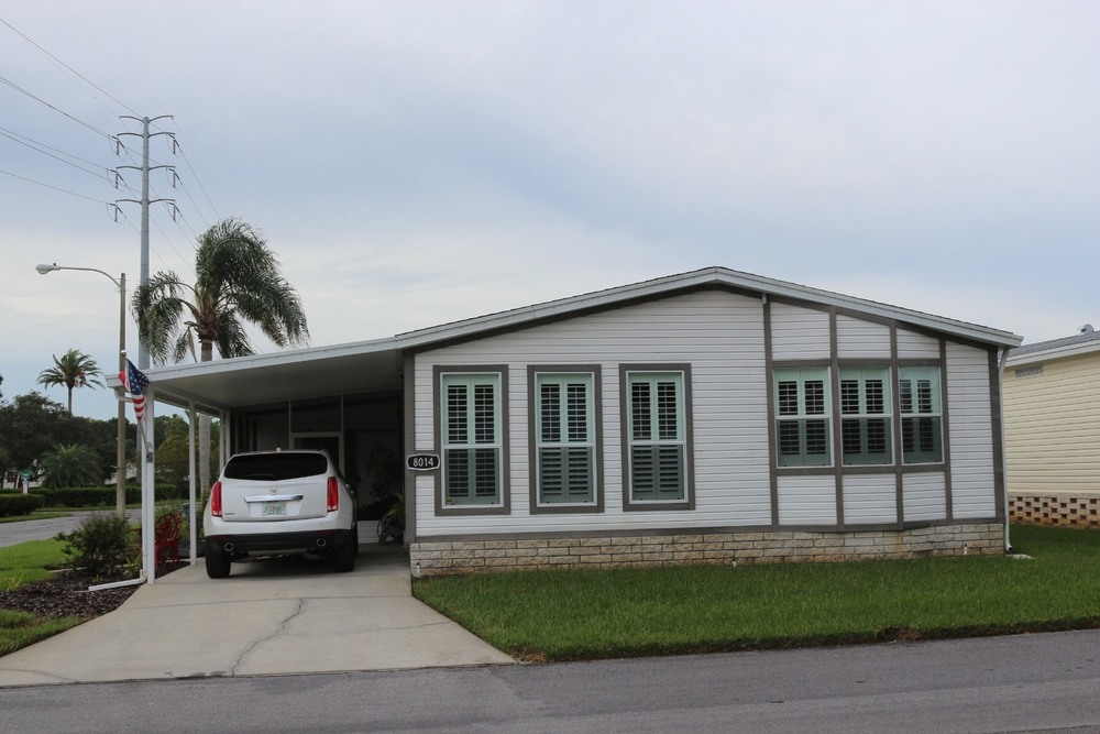 single family detached mobile home new port richey fl mobile rh mhbay com Mobile Home Manufacturers in Florida Used Mobile Home Sale Florida