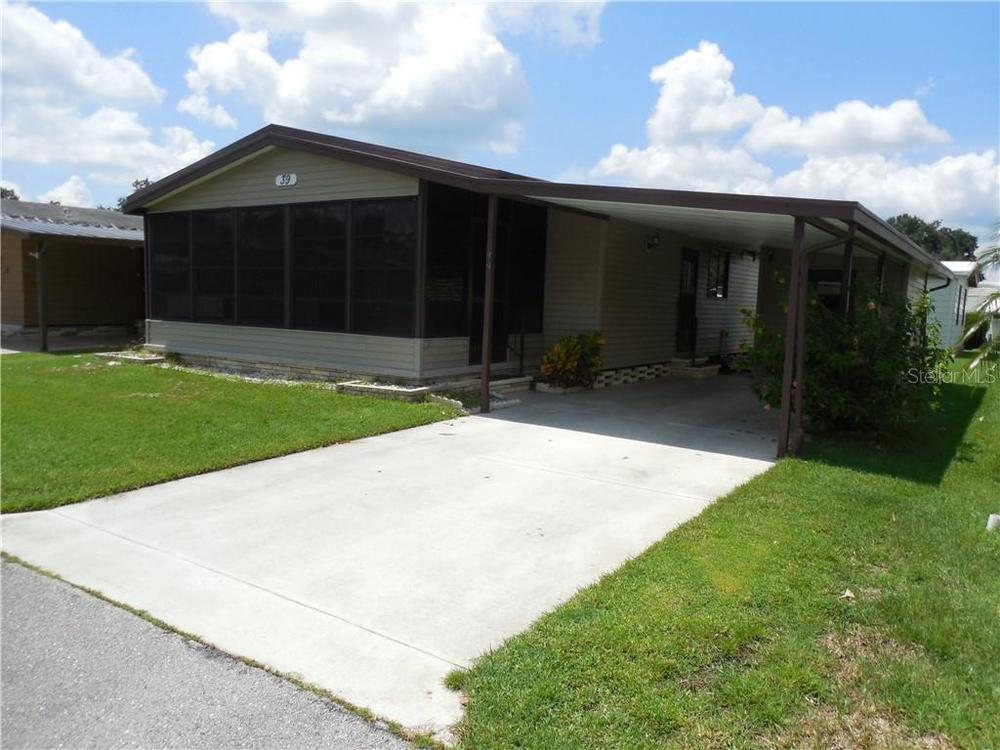 Mobile Home Bartow Fl Mobile Home For Rent In Bartow