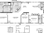 New Mobile Home Model for Sale: Hawthorne by Champion Home Builders