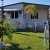 Mobile Home for Sale: 2 Bed/2 Bath Home With Stunning Florida Room, West Melbourne, FL