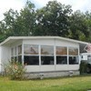 Mobile Home for Sale: Furnished 2 Bed/2 Bath Mobile Home Backs Up To Woods For Privacy, New Port Richey, FL