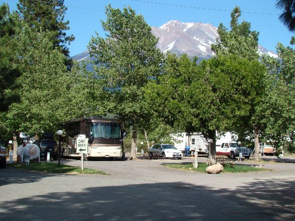 Friendly Rv Park Rv Park Campgrounds For Sale In Weed Ca