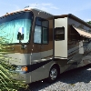 RV for Sale: 2006 KNIGHT 40 PLQ QUAD SLIDE DIESEL