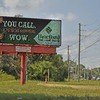 Billboard for Rent: Fire Station South, Sebring, FL