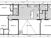 New Mobile Home Model for Sale: Homewood by Platinum Homes