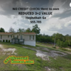 Mobile Home for Sale: NO CREDIT CHECK Rent to own 3+2 in Hephzibah Ga!, Hephzibah, GA
