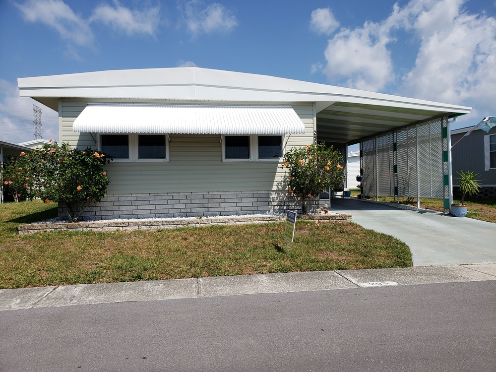 Mobile Home For Sale In Clearwater Fl 2 Bed 2 Bath Move
