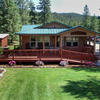 Mobile Home for Sale: Rancher, Sgl Level Manufactured > 2 Acres - Blanchard, ID, Blanchard, ID