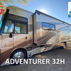 RV for Sale: 2011 ADVENTURER 32H