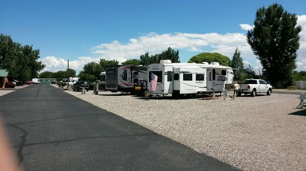 Monument Rv Resort And Self Storage Rv Park Campgrounds