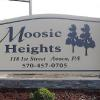 Mobile Home Park for Directory: Mossic Heights  -  Directory, Moosic,, PA