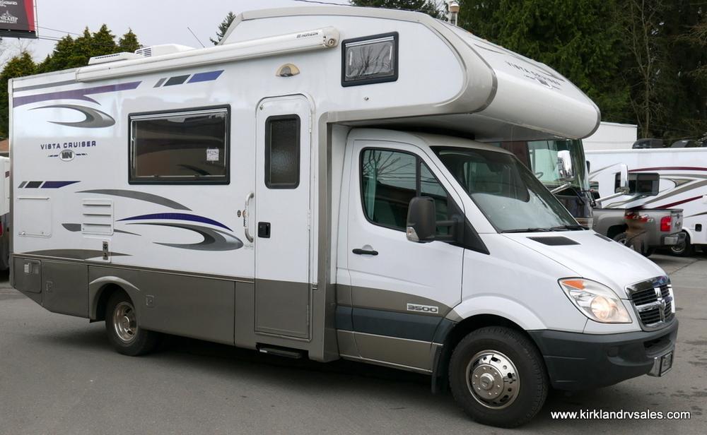 2008 VISTA CRUISER MINI 4230 - RV for sale in Everett, WA ...