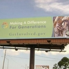 Billboard for Rent: Billboard in Charleston-Huntington, WV, Charleston, WV