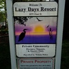 RV Lot for Sale: Lazy Days RV Resort-St. Johns River-Welaka FL, Welaka, FL