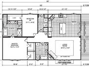 New Mobile Home Model for Sale: Canyon Day by Athens Park Homes