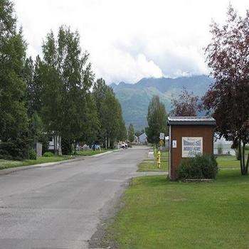 Mobile Home Park In Anchorage Ak Greenland Acc Park 68116