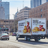 Billboard for Rent: Mobile Billboards in Fort Worth!, Fort Worth, TX