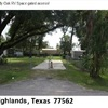 RV Lot for Rent: Shady Oak Space, Highlands, TX