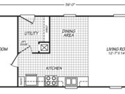 New Mobile Home Model for Sale: Eloy by Fleetwood Homes