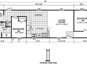 New Mobile Home Model for Sale: Sumner by Champion Home Builders