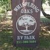 RV Lot for Rent: Whispering Oaks RV Park, Mobile, AL