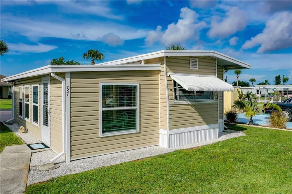 Manufactured Home, Florida - ENGLEWOOD, FL - mobile home ...