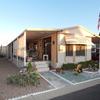 Mobile Home for Sale: 2 Bed, 1 Bath 1985 Palm Harbor- Clean, Bright, Open, Golf Cart! #158, Apache Junction, AZ