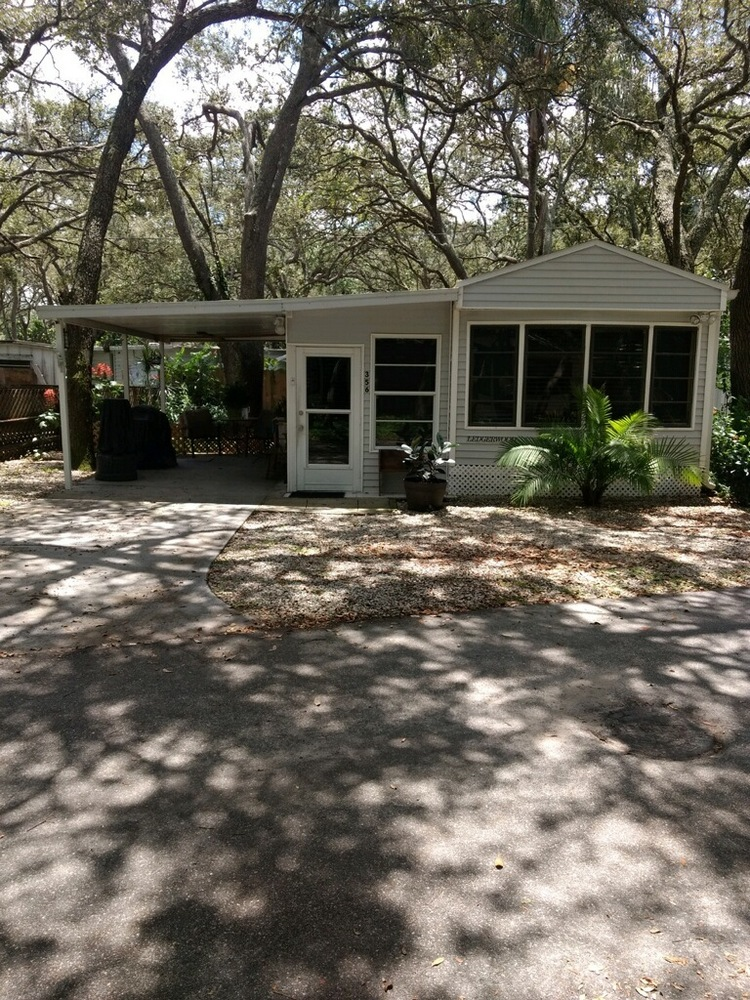 2 1 Park Model With Land In Gated Community Mobile Home