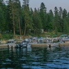 RV Park for Sale: Hartman's Log Cabin Resort, Inchelium, WA