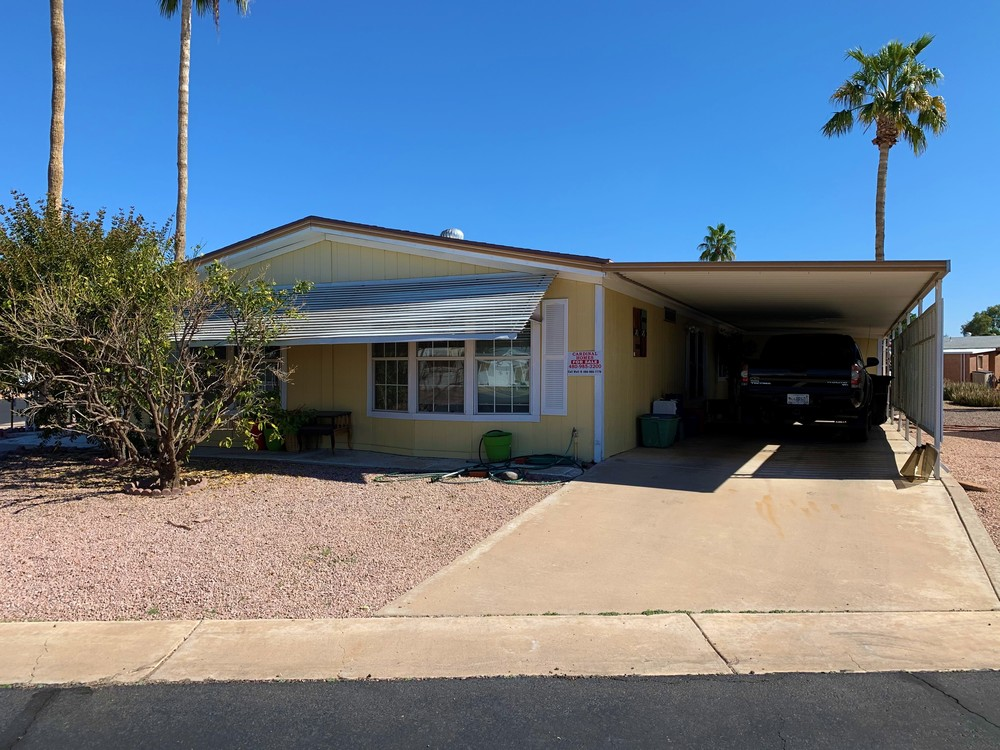 mobile home for sale in Mesa, AZ: BRENTWOOD SOUTHERN #45 ...