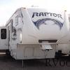 RV for Sale: 2011 Raptor 400RBG
