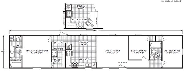 Amesbury Floor Plan