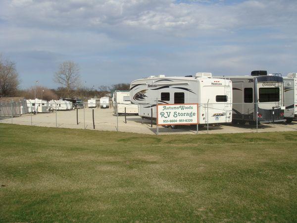 RV Park Campground In Rochester MN Autumnwoods Storage