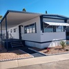 Mobile Home for Sale: Completely upgraded! Mobile home in Coral Sands a 55 and older community! lot 124, Apache Junction, AZ