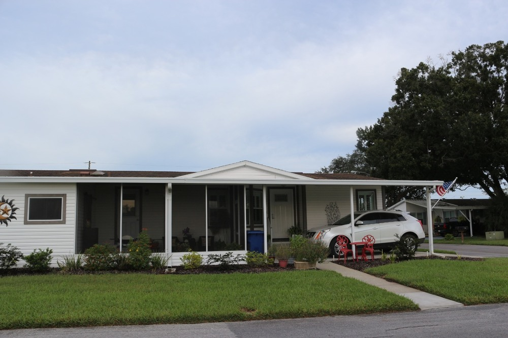 single family detached mobile home new port richey fl mobile rh mhbay com Factory Home Sale mobile homes for sale in new port richey florida