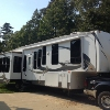 RV for Sale: 2011 Sandpiper 345RET