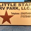 RV Park for Sale: Little Star Rv Park, LLC, Comanche, TX