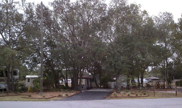 Rv Lot In Nature Coast Landings Rv Lot For Rent In