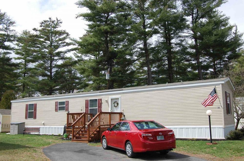 Photo of Mobile Home