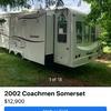 RV for Sale: 2002 SOMERSET 370RLS