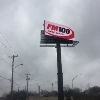 Billboard for Sale: 12 x 25 double sided digital, Memphis, TN