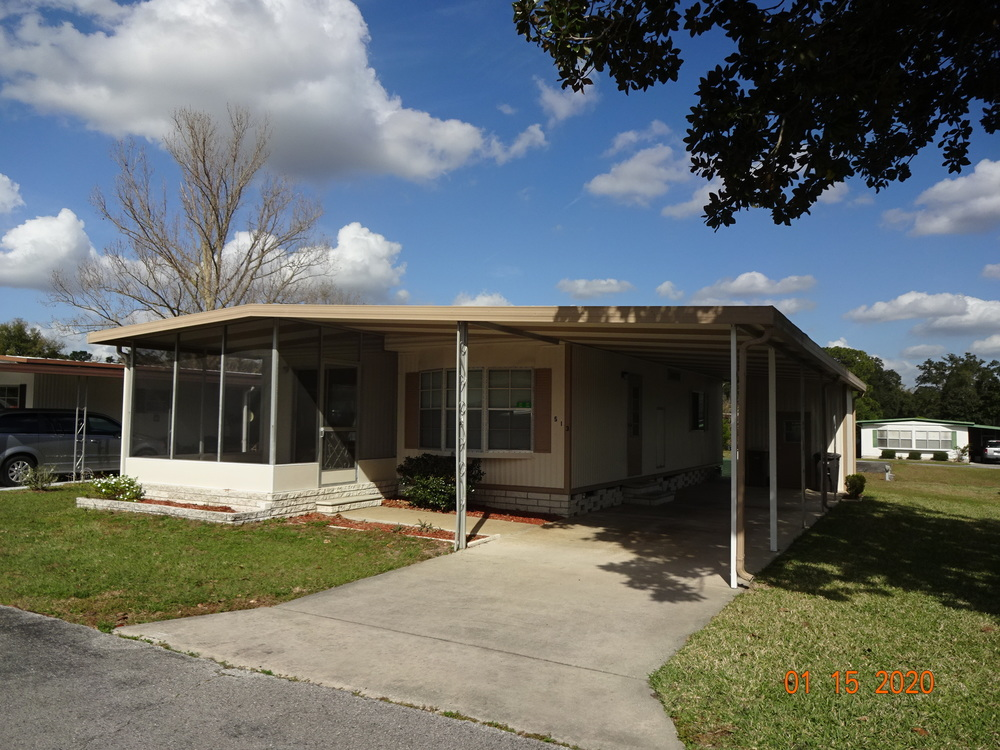 Mobile Home For Sale In Ocala Fl 2 Bed 2 Bath 1981 Twin