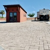 RV Lot for Sale: RV Lot with Santa Fe Shed, Casa Grande, AZ