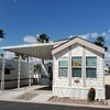 Mobile Home for Sale: Rent Paid thru Feb 2022 - Furnished Home on Perimeter Lot with Views!, Apache Junction, AZ
