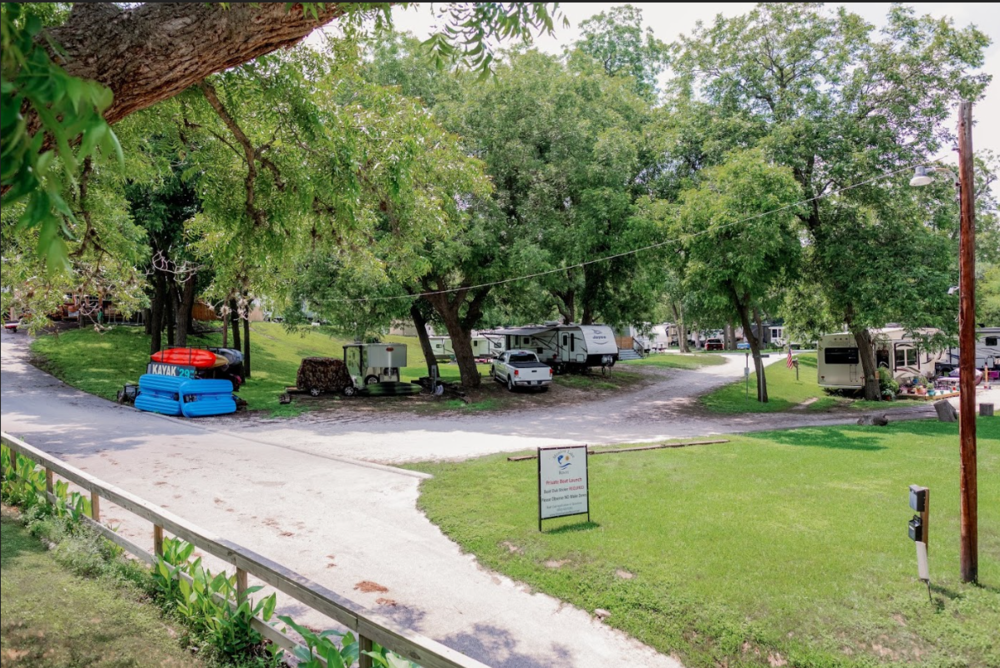 RV ParkResort - RV park for sale in Seguin, TX 1090385