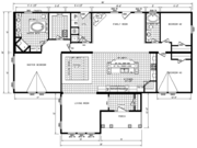 New Mobile Home Model for Sale: Heritage by Platinum Homes